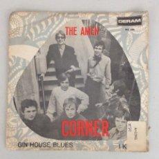 Discos de vinilo: THE AMEN. CORNER. GIN HOUSE. BLUES.. Lote 288453183