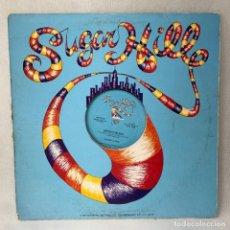 Discos de vinilo: LP - VINILO SUGARHILL GANG - RAPPER'S DELIGHT - USA - AÑO 1979. Lote 288456308