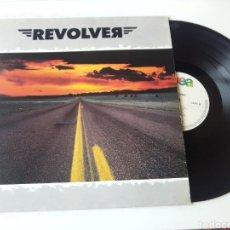 Discos de vinilo: REVOLVER LP DEBUT 1990 CON ENCARTE VG+ CARLOS GOÑI. Lote 288456393