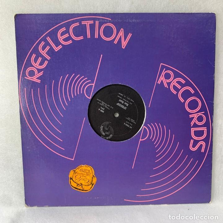 Discos de vinilo: LP - VINILO RON HUNT / RONNIE G. & THE S.M. CREW - SPIDERAP / A CORONA JAM - USA - AÑO 1979 - Foto 2 - 288456843
