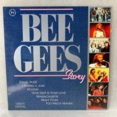 Discos de vinilo: LP - VINILO BEE GEES - STORY - ESPAÑA - AÑPO 1991. Lote 288457558