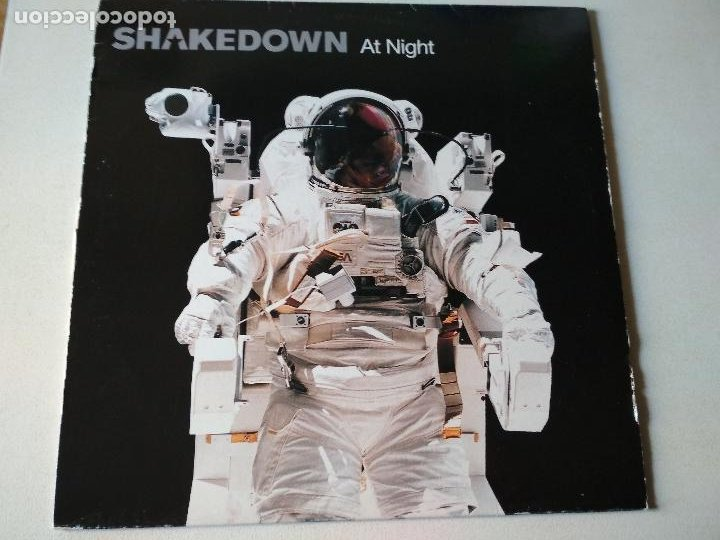SHAKEDOWN – AT NIGHT, 2002 (Música - Discos de Vinilo - Maxi Singles - Techno, Trance y House)