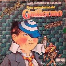 Disques de vinyle: REGALIZ – LAS AVENTURAS DE GUILLERMO. Lote 288462678