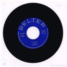 Discos de vinilo: EMILIO JOSE - POR UN ADIOS / NUESTRA PLAYA - SINGLE 1974 - SOLO VINILO. Lote 288469458