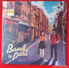 Discos de vinilo: BAND A PART - TEMPLOS Y NEONES LP. Lote 288470418