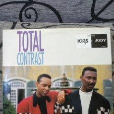 Discos de vinilo: TOTAL CONTRAST - BEAT TO BEAT. Lote 288471633