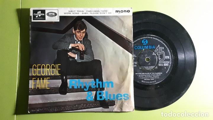 GEORGIE FAME - NIGHT TRAIN +3 - 1964 - COMPRA MÍNIMA 3 EUROS (Música - Discos de Vinilo - EPs - Pop - Rock Internacional de los 50 y 60)