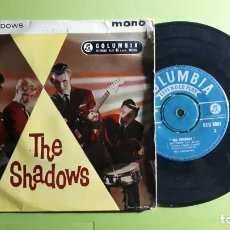 Discos de vinilo: THE SHADOWS - MUSTANG +3 - 1961 - COMPRA MÍNIMA 3 EUROS. Lote 288474323