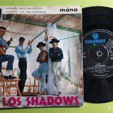 Discos de vinilo: LOS SHADOWS - GRANADA +3 - 1963 - COMPRA MÍNIMA 3 EUROS. Lote 288474708