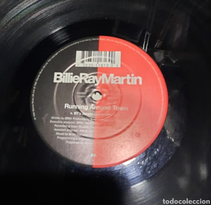Discos de vinilo: Billie ray Martin - running around town - Foto 2 - 288474733