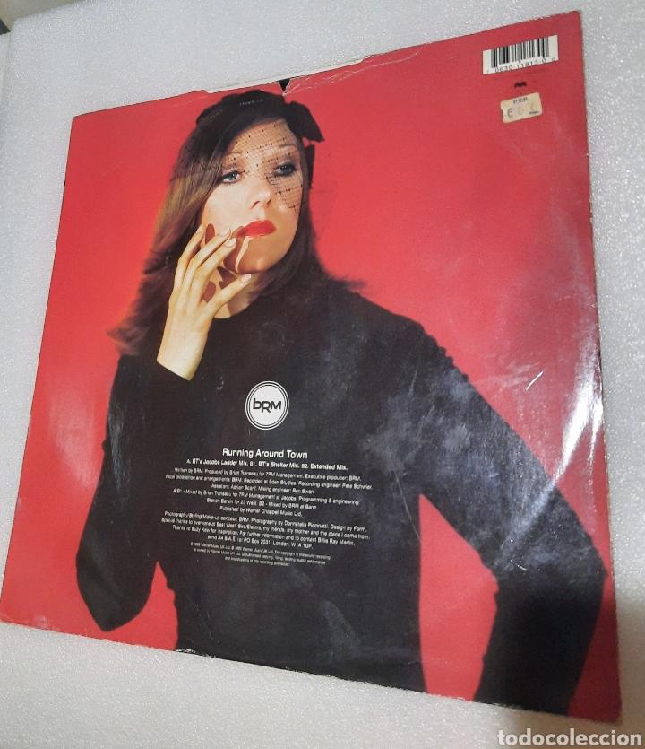 Discos de vinilo: Billie ray Martin - running around town - Foto 5 - 288474733