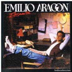 Discos de vinilo: EMILIO ARAGON - SUSANITA - SINGLE 1992 - PROMO UNA CARA - BUEN ESTADO. Lote 288476003