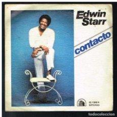 Discos de vinilo: EDWIN STARR - CONTACTO / DON'T WASTE YOUR TIME - SINGLE 1979. Lote 288485808