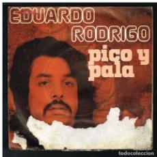 Discos de vinilo: EDUARDO RODRIGO - PICO Y PALA / DON JOSÉ - SINGLE 1975. Lote 288486228