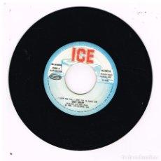 Discos de vinilo: EDDY GRANT - I LOVE YOU YES, I LOVE YOU / CALIFORNIA STYLE - SINGLE 1981 - SOLO VINILO. Lote 288486643