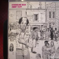 Discos de vinilo: JIMMY CLIFF- STRUGGLING MAN. LP.. Lote 288490998