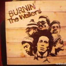 Discos de vinilo: THE WAILERS- BURNIN´. LP.. Lote 288495498