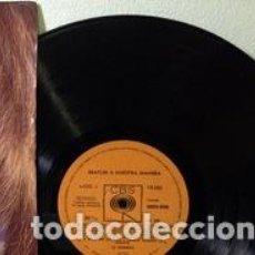 Discos de vinilo: BEATLES A NUESTRA MANERA LP VINILO. Lote 288496578