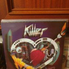 Discos de vinilo: KILLER /:YOUNG BLOOD / SCRATCH RECORDS 1986. Lote 288499988