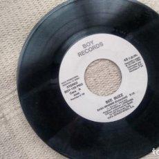 Discos de vinilo: SINGLE (VINILO)-PROMOCION- DE BEE BUZZ AÑOS 90. Lote 288500188
