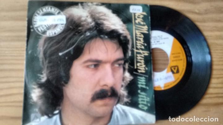 SINGLE (VINILO) DE JOSE MARIA PURON AÑOS 70 (Música - Discos - Singles Vinilo - Solistas Españoles de los 70 a la actualidad)