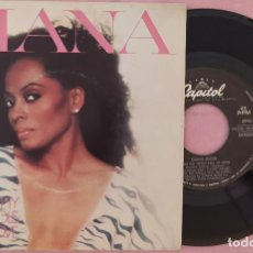 "Discos de vinilo: 7"" DIANA ROSS - WHY DO FOOLS FALL IN LOVE - CAPITOL 11C 008-86 442 - PORTUGAL PRESS (EX/EX+). Lote 288505618"