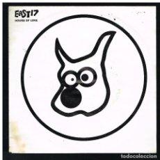 Discos de vinilo: EAST 17 - HOUSE OF LOVE (DOS VERSIONES) - SINGLE 1992 - ED. ALEMANIA. Lote 288506578