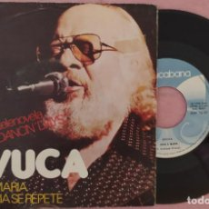 "Discos de vinilo: 7"" SIVUCA - JOAO E MARIA - COPACABANA COP 72-57 - PORTUGAL PRESS (VG+/VG++). Lote 288508898"