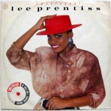 Discos de vinilo: LEE PRENTISS - SWEETHEART - MAXI FUNKIN' MARVELLOUS RECORDS 1987 UK BPY. Lote 288510638