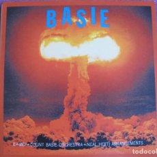 Discos de vinilo: LP - COUNT BASIE AND HIS ORCHESTRA - BASIE (SPAIN, ROULETTE RECORDS 2010, CONTIENE FASCICULO. Lote 288523263