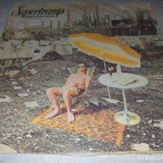 Disques de vinyle: SUPERTRAMP-CRISIS? WHAT CRISIS?-ORIGINAL ESPAÑOL 1976. Lote 288529513