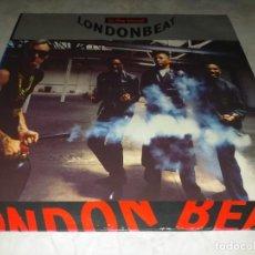 Discos de vinilo: LONDONBEAT-IN THE BLOOD-CONTIENE ENCARTE-ORIGINAL ESPAÑOL. Lote 288530563
