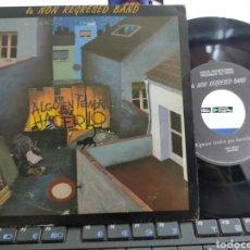 Discos de vinilo: LA NON REGRESED BAND SINGLE PROMOCIONAL ALGUIEN TENDRÁ QUE HACERLO 1993. Lote 288534093