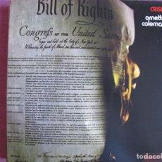 Discos de vinilo: LP - ORNETTE COLEMAN - CRISIS (SPAIN, IMPULSE RECORDS 2010, PORTADA DOBLE, CONTIENE FASCICULO). Lote 288534133
