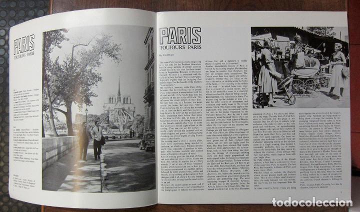 Discos de vinilo: PARIS, TOJOURS PARIS - CHANSON, PATACHOU, BRASSENS, GRECO, BREL, GAINSBOURG - Foto 2 - 288537133