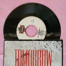"Discos de vinilo: 7"" THE COMMUNARDS - TOMORROW - LONDON 886 192-7 - PORTUGAL PRESS (VG+/VG+). Lote 288540958"