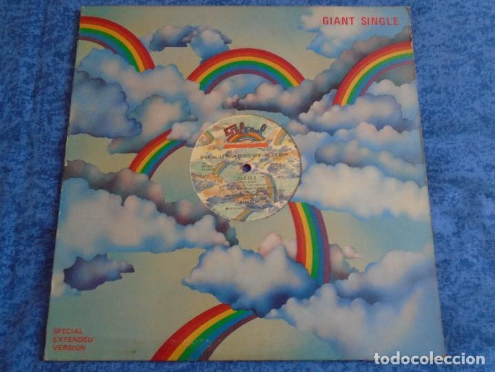 """Discos de vinilo: CHARO USA 12"""" MAXI 1978 OLE OLE SPECIAL EXTENDED VERSION VINILO ROSA ELECTRONIC DISCO FUNK SOUL MIRA - Foto 5 - 288542093"""