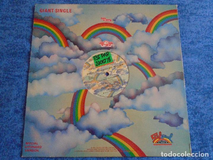 """Discos de vinilo: CHARO USA 12"""" MAXI 1978 OLE OLE SPECIAL EXTENDED VERSION VINILO ROSA ELECTRONIC DISCO FUNK SOUL MIRA - Foto 6 - 288542093"""