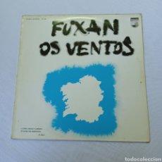 Discos de vinil: FUXAN OS VENTOS 1976 VINILO COMO NUEVO. Lote 288542633