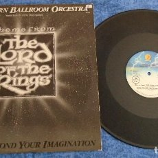 """Discos de vinilo: ARAGORN BALLROOM ORCESTRA USA 12"""" MAXI 1978 FROM THE LORD OF THE RINGS DISCO FUNK SOUL PROMO IMPORT.. Lote 288545988"""