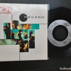 Discos de vinilo: MECANO, TOI (EN FRANCÉS) + TÚ. Lote 288551478