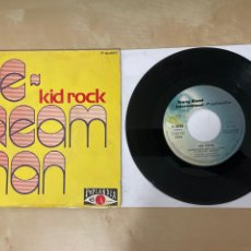 "Discos de vinilo: KID ROCK - ICE CREAM MAN / DOCTOR ROCK - SINGLE 7"" SPAIN 1973 PROMO. Lote 288560633"