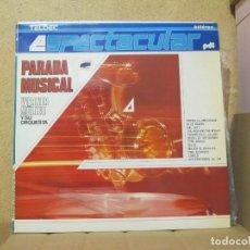 Discos de vinilo: WERNER MÜLLER Y SU ORQUESTA - PARADA MUSICAL - TELDEC 30.1276 - 1987. Lote 288561738