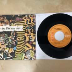 "Discos de vinilo: EDDIE DRENNON - LET'S DO THE LATIN HUSTLE - SINGLE 7"" SPAIN 1976 PROMO. Lote 288566803"