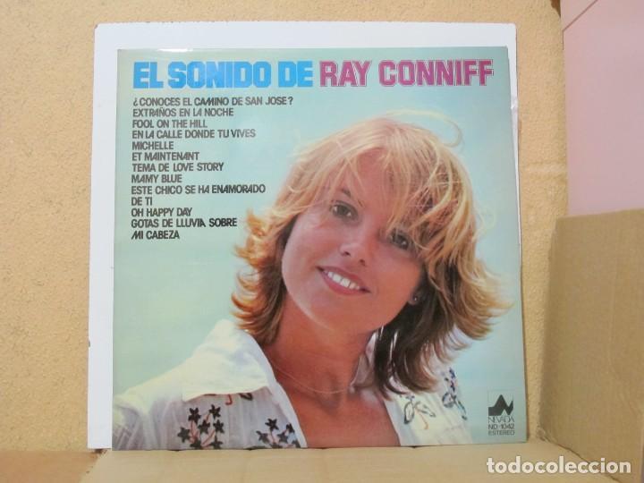 RAY CONNIFF - EL SONIDO DE RAY CONNIFF - NEVADA ND-1042 - 1976 (Música - Discos - LP Vinilo - Orquestas)