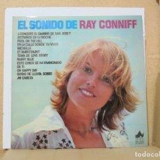 Discos de vinilo: RAY CONNIFF - EL SONIDO DE RAY CONNIFF - NEVADA ND-1042 - 1976. Lote 288569198
