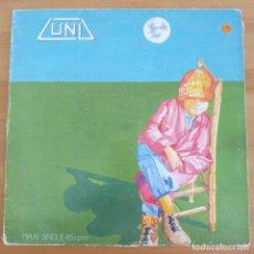 Discos de vinilo: LUNA - TU, DE QUE VAS (MX) 1984. Lote 288569298