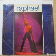 Discos de vinilo: RAPHAEL - RAPHAEL - HISPAVOX HH 11-95 - 1965. Lote 288569503