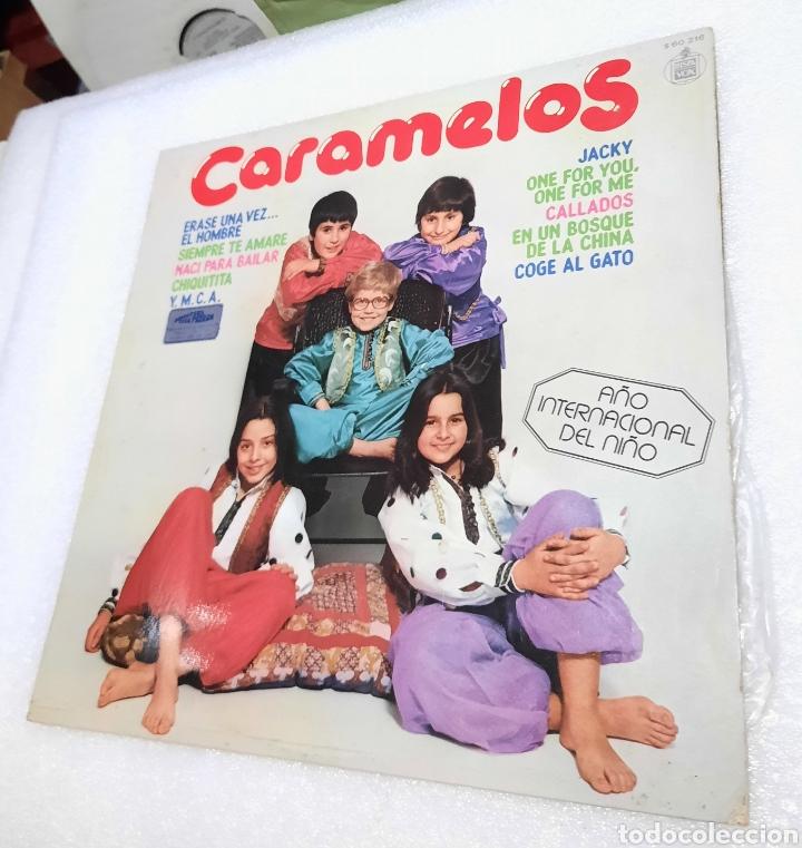 CARAMELOS - CARAMELOS (Música - Discos - LPs Vinilo - Música Infantil)