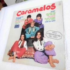 Discos de vinilo: CARAMELOS - CARAMELOS. Lote 288581293